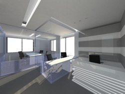 Office Interior Design, Zalka, Jal El Dib, Ant-Elias, Dora